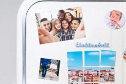 Fotografii magnetice imprimate la evenimente