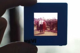Fotografii imprimate pe folie transparenta diapozitiv la evenimente